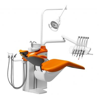 Diplomat Adept DA170 Special Edition - стоматологическая установка с верхней подачей инструментов, с креслом DM20 | Diplomat Dental (Словакия)