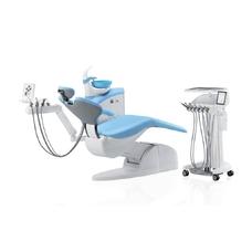 Diplomat Lux DL320 - стоматологическая установка с нижней подачей инструментов