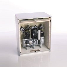 Кожух деревянный шумоизоляционный для компрессоров Primo, Duo, Tornado 1 и Tornado 2