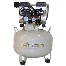 Eluan JYK35 - безмасляный компрессор для одной стоматологической установки, без осушителя, с ресивером 35 л, 80 л/мин