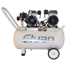 Eluan JYK50 - безмасляный компрессор для одной стоматологической установки, без осушителя, с ресивером 50 л, 110 л/мин