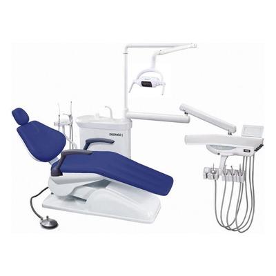 Geomed 1 NEW - стоматологическая установка с нижней подачей инструментов | Geomed (Китай)