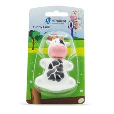 Funny Cow (Kорова) - гигиенический футляр для зубных щёток с дверками-защёлками