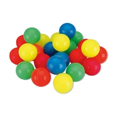 Miratoi №8 - набор шарики-попрыгунчики, ассорти (100 шт.)
