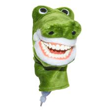 Putzi-Petz Крокодил - перчаточная кукла в виде крокодила с челюстью
