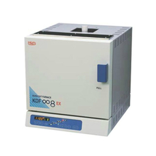 KDF 008EX - муфельная печь с трехсторонним нагревом
