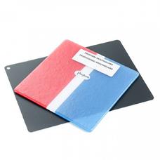 Mouthguard Tricolor - трехцветные пластины для вакуумформера, 4,0 мм (12 шт.)
