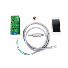 БЭУ-01.06 24В + ДП + смартфон - встраиваемый блок управления с эндофункцией и щеточным микромотором на выбор, управление со смартфона (в комплекте)