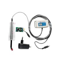 LED-актив-01П 24 В - встраиваемая светодиодная лампа со световым излучением синего цвета, пульт управления