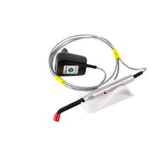 LED-актив-04R 220 В - светодиодная лампа со световым излучением зеленого цвета