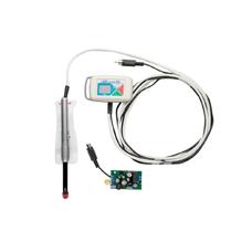 LED-актив-05П 24В - встраиваемая светодиодная лампа со световым излучением синего, белого, зеленого и красного цвета, пульт управления