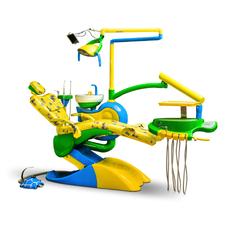 AY-A 4800i - детская стоматологическая установка с нижней подачей инструментов