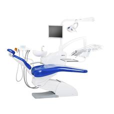 Nice Glass - стоматлогическая установка с нижней/верхней подачей инструментов