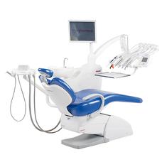 Nice Touch - стоматлогическая установка с нижней/верхней подачей инструментов