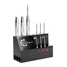 Dental Screwdriver Kit - универсальный набор зуботехнических отвёрток