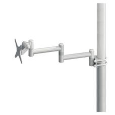 DS-30-2 - кронштейн для стоматологической установки, длина 460 мм, провода снаружи