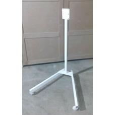 Стойка-2 - стойка мобильная  с пластиной для рентгеновского аппарата