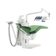 Universal Top - стоматологическая установка с верхней подачей инструментов