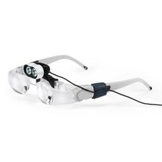 Комплект бинокулярные лупы Eschenbach MaxDETAIL и осветитель Headlight LED