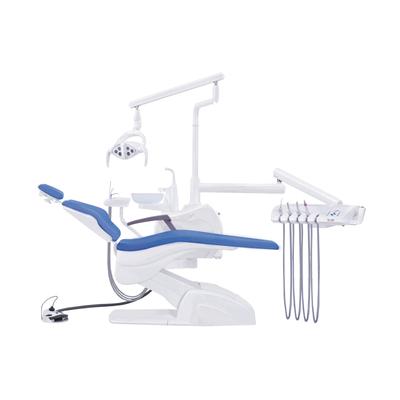 QL-2028 - стоматологическая установка с нижней/верхней подачей инструментов | Fengdan (Китай)