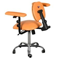 Quale comfort - стул врача-стоматолога для работы с микроскопом