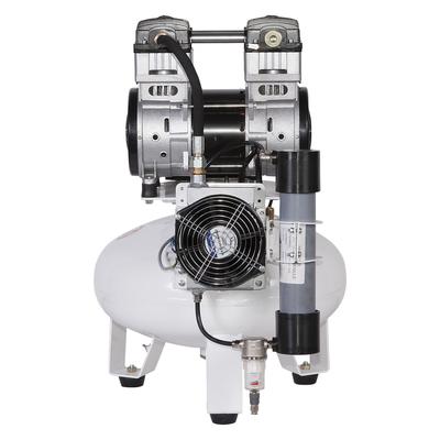 Remeza КМ-24.OLD15Д - безмасляный компрессор для одной стоматологической установки, с осушителем мембранного типа, с ресивером 24 л, 120 л/мин | Remeza (Белоруссия)
