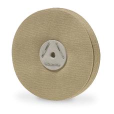 Полотняные круги с силиконовой пропиткой, диаметр 80 мм, толщина 10 мм, упаковка 4 шт.