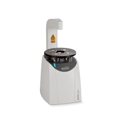 AUTO spin - прибор для сверления отверстий под штифты (пиндекс-машина) | Renfert (Германия)