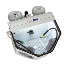 Basic classic - аппарат для тонкоструйной обработки, струйное соплo 1,2 мм, 70–250 мкм