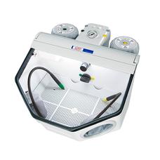 Basic master - аппарат для тонкоструйной обработки, 25–70 мкм/25–70 мкм