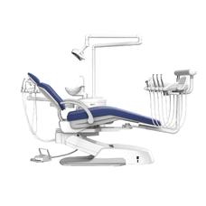 Ritter Ultimate Comfort - стоматологическая установка с нижней/верхней подачей инструментов