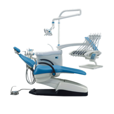 Valencia 02 - стоматологическая установка с нижней/верхней подачей инструментов