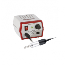 STRONG 204 108E - щеточный микромотор с наконечником-микромотором 108E, 35000 об/мин