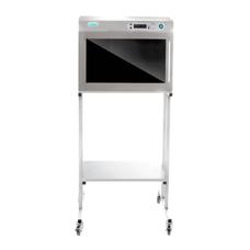 СПДС-2-К - ультрафиолетовая бактерицидная камера из нержавеющей стали, на передвижной тележке, 57 л