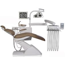 Stomadent IMPULS NEO2 - стационарная стоматологическая установка с нижней/верхней подачей инструментов, с гидроблоком NEO