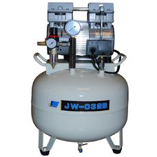 JW-032B - безмасляный компрессор для одной стоматологической установки, без кожуха, 100 л/мин
