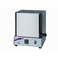 PC 30 - муфельная печь для выпаривания воска, предварительного нагрева и прокаливания запакованных кювет, непрограммируемая