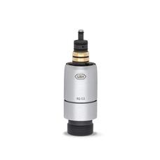 Alegra RQ-53 - быстросъемное соединение, с внутренним спреем, водяной фильтр с обратным клапаном (под соединение Borden)
