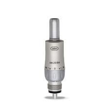 AM-20 RM - воздушный мотор 5000-25000 об/мин, 4-х канальное соединение для угловых и прямых наконечников без света, диаметр 18 мм