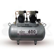 Ajax 1000 - безмасляный компрессор для 4-х и более стоматологических установок, с ресивером 145 л (390 л/мин)