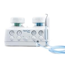 AquaCare Twin - комбинированная стоматологическая водно-абразивная система