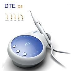 DTE-D5 - портативный ультразвуковой скалер, 6 насадок в комплекте