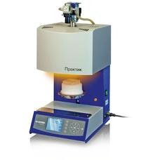 ЭВП 1.1 Практик-Пресс - универсальная электровакуумная печь для обжига и прессования керамики