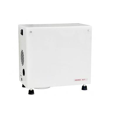 Mono-Jet Alpha - аспиратор для влажной аспирации для одной стоматологической установки, с сепаратором, с кожухом (1250 л/мин) | Cattani (Италия)