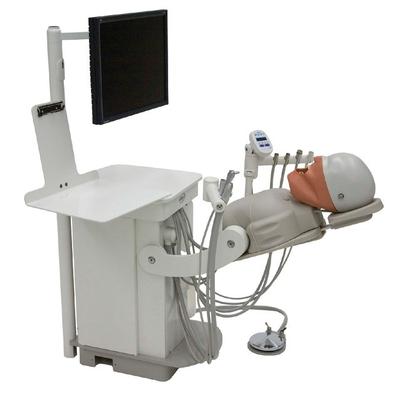 Стоматологическая установка стационарный симулятор, со светильником | A-dec Inc. (США)