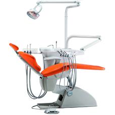 Tempo PX New - стоматологическая установка с нижней подачей инструментов